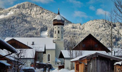 Januar: Löffler RobertSt-Nikolaus Unterammergau