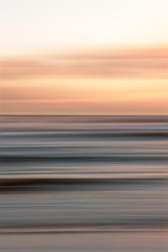 Abstraktes Norderney - Horizont 3