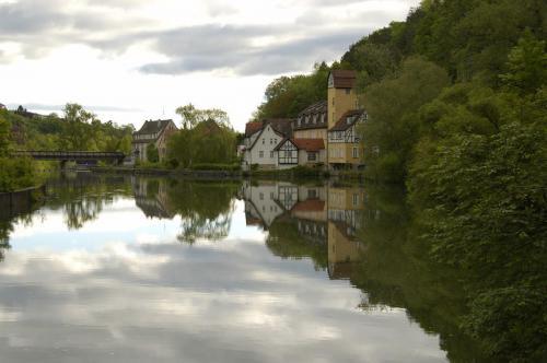 Neckar bei Rottenburg