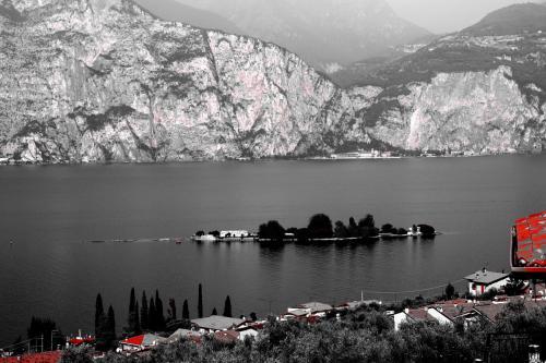 Gardasee bei Brenzone
